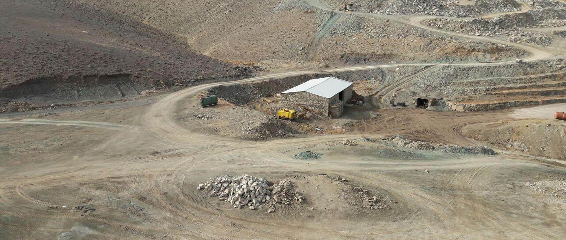 معدن سنگ 110